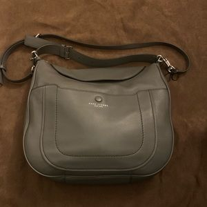 Marc Jacobs Empire Cory Leather Hobo Bag